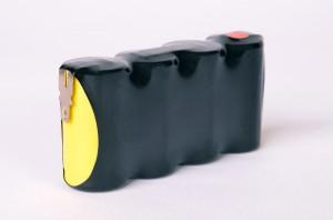 Akkupack Notlicht Notbeleuchtung 4,8V / 1500mAh (1,5Ah) Reihe mit Faston Anschlüssen