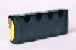 Akkupack Notlicht Notbeleuchtung 6V / 1,5Ah Reihe mit Faston Anschlüssen