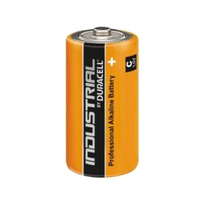 Duracell Industrial 1,5V Baby C (LR14), ID1400 Alkaline Batterie