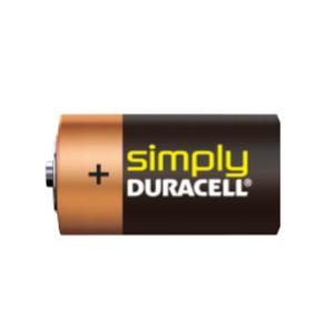 Duracell Simply C (LR14), MN1400 Alkaline Batterie