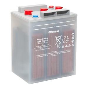 Classic Energy Bloc EB6215 - 6V | 7 OGi 213 LA | 213Ah (c10) Batterie