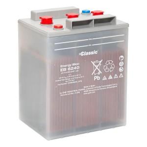 Classic Energy Bloc EB6240 - 6V | 9 OGi 237 LA | 237Ah (c10) Batterie
