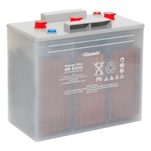 Classic Energy Bloc EB6350 - 6V | 12 OGi 340 LA | 340Ah (c10) Batterie
