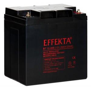 Effekta BT12-28S 12V 28Ah Blei-Akku / AGM Batterie