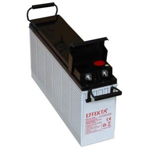 Effekta BTL12-105F 12V 105Ah Front-Terminal AGM Batterie