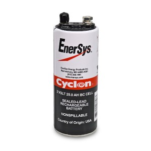 EnerSys Cyclon Akku 0820-0004 - 2V 25Ah Single BC Cell