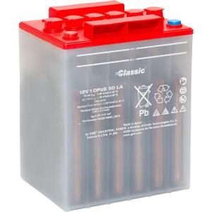 GNB Exide Classic OPzS-Block Batterie 12V 1 OPzS 50 LA