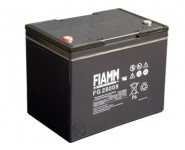 Fiamm FG28009 12V 80Ah Blei-Akku / AGM Batterie