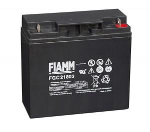 Fiamm FGC21803 12V 18Ah Blei-Akku / AGM Batterie Zyklenfest
