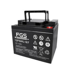 FGS 12FGHL167 12V 42Ah Blei-Akku / AGM Batterie