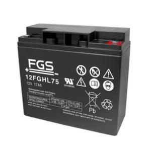 FGS 12FGHL75 12V 18Ah Blei-Akku / AGM Batterie Hochstrom Longlife