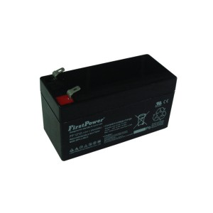 FirstPower FP1212 12V 1,2Ah Blei-Akku / AGM Batterie VdS