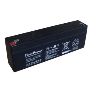 FirstPower FP1223 12V 2,3Ah Blei-Akku / AGM Batterie