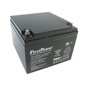 FirstPower FP12260 12V 26Ah Blei-Akku / AGM Batterie