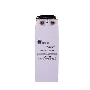 Inbatt FTB12-100 Batterie 12V 100Ah Long Life Frontterminal Akku