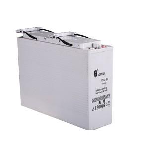 Inbatt FTB12-80 Batterie 12V 80Ah Long Life Frontterminal Akku