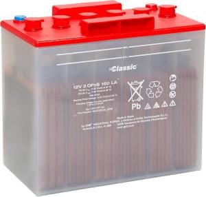 GNB Exide Classic OPzS-Block Batterie 12V 3 OPzS 150 LA