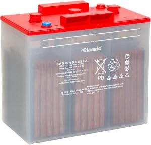 GNB Exide Classic OPzS-Block Batterie 6V 5 OPzS 250 LA