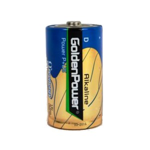 Golden Power D (LR20) 1,5V 13800mAh Alkaline Batterie