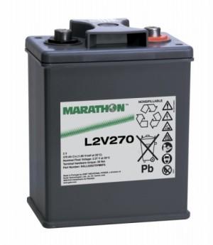Exide Marathon L2V270 2V 289Ah Bleiakku