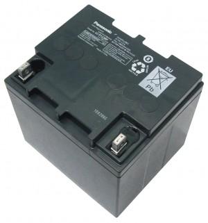 Panasonic LC-P1238APG 12V 38Ah Blei-Akku / AGM Batterie mit VdS-Zulassung