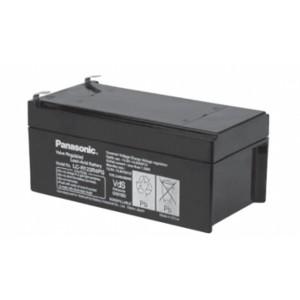 Panasonic LC-R123R4PG 12V 3,4Ah Blei-Akku / AGM Batterie mit VdS-Zulassung