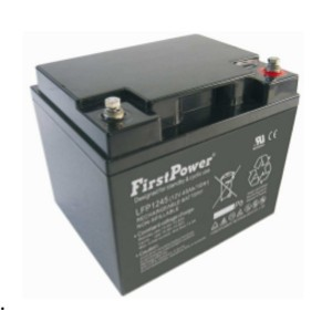FirstPower LFP1245 12V 45Ah Blei-Akku / AGM Batterie
