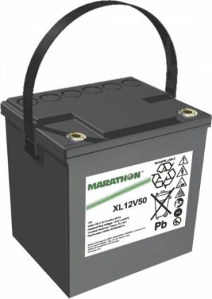 Exide Marathon XL12V50 12V 55,4Ah Bleiakku