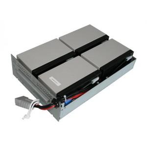 Batteriekit für APC USV RBC23 APC Smart-UPS SUA1000RMI2U komplett vormontiert