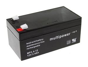 Batteriesatz für APC RBC35 (Multipower)
