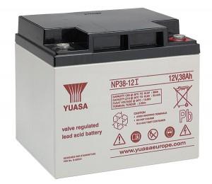 Yuasa NP38-12 12V 38Ah Blei-Akku / AGM Batterie