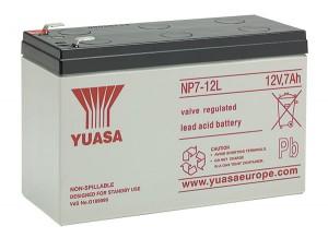 Yuasa NP7-12L 12V 7Ah Blei-Akku / AGM Batterie