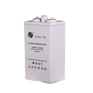 Inbatt OPzV-Zelle 6 OPzV 300 - 2V 336Ah (C10) Batterie