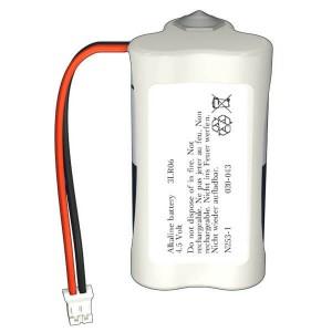 Alkaline Batterie-Pack 4,5V für SAG 38450901