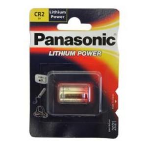 Panasonic Lithium Rundzelle CR2B 3,0V 850mAh