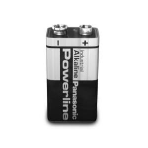 Panasonic 6LR61, 9Volt Block