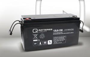 Q-Batteries 12LS-150 12V 158Ah AGM Akkumulator