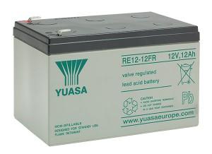 Yuasa RE12-12L 12V 12Ah Blei-Akku / AGM Batterie