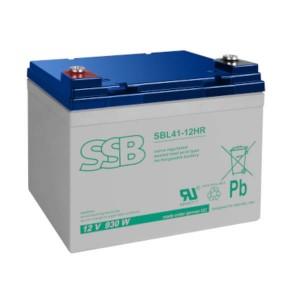 SSB SBL41-12HR Akku / Batterie - 12V 930W AGM High Rate