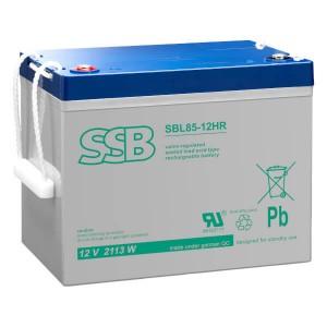 SSB SBL85-12HR Akku / Batterie - 12V 2113W AGM High Rate