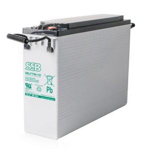 SSB SBLFT90-12i Akku / Batterie - 12V 90Ah Frontterminal