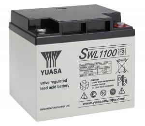 Yuasa SWL1100 12V 40,6Ah Blei-Akku / AGM Batterie
