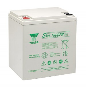 Yuasa SWL1800FR 12V 57,6Ah Blei-Akku / AGM Batterie
