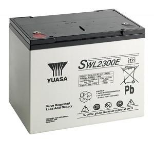 Yuasa SWL2300E 12V 78Ah Blei-Akku / AGM Batterie