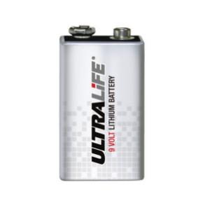 Ultralife U9VL-J-P, 9Volt Block 1200mAh