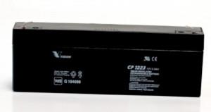 Vision CP1223 12V 2,3Ah Blei-Akku / AGM Batterie VdS