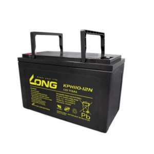 Kung Long KPH110-12N 12V 110Ah Blei-Akku / AGM Batterie Long Life