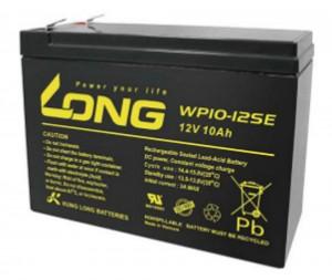 Kung Long WP10-12SE 12V 10Ah Blei-Akku / AGM Batterie Zyklenfest
