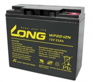 Kung Long WP22-12N 12V 22Ah Blei-Akku / AGM Batterie