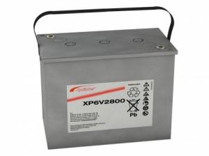 Exide Sprinter XP6V2800 6V 195Ah Bleiakku Hochstrom